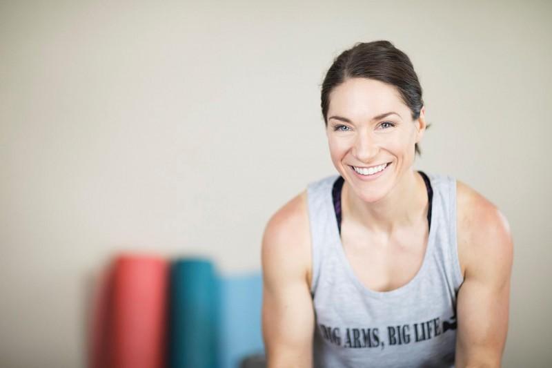 Big Arms Big Life | Kourtney Thomas Fitness