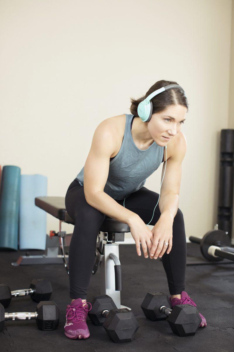feel better on the weary days | kourtney thomas fitness coach